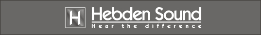 Hebden Sound - Manufacturer of Quality Microphones